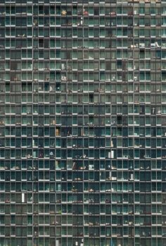 simpsonphotographics: Beetham Tower, Manchester. From series 'Manc Block'.