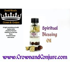 Check out my Crown & Conjure Shoppe at www.CrownAndConjure.com  A place for conjure oils, floor washes, incense, powders and more! David Wood, Local Music, Original Music, Bath Salts, The Conjuring, Aromatherapy, Bath And Body, Health And Wellness, Perfume Bottles