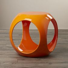 Modern Orange End +