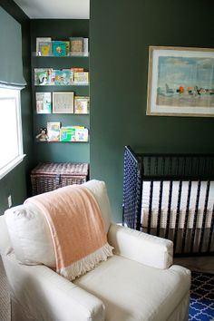 bryn alexandra: The Nursery Diaries: Cole's Finished Room!