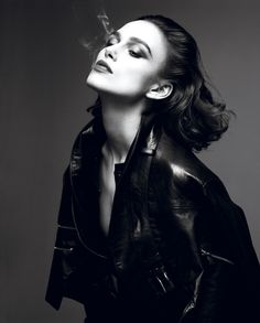 d382cb9575e5 Keira Knightley by Mert Alas   Marcus Piggott for Interview April styled by  Karl Templer