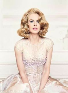Nicole Kidman - Vanity Fair Dec 2013!