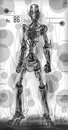 No. 86 - Random Sketch by suburbbum on deviantART