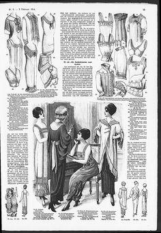 Gracieuse. Geïllustreerde Aglaja, 1914, aflevering 3, pagina 13