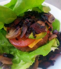 primal bacon burger {grain-free}
