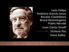 Vanguardismo modernismo generacion del 98 y 27. - YouTube