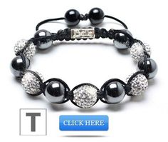 Style and shine like a celebrity with this Balla bracelet! Made with smooth magnetic hematite crystals, you are sure to command the attention of any room. This trending bracelet has been spotted on such celebrities as Jennifer Aniston and Paris Hilton! www.ballabracelets.com #bracelets #fashion #armcandy #jewelry #girls