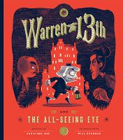 Review: Warren the 13th: The All-Seeing Eye by Tania del Rio and Will Staehle