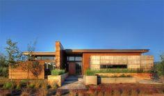 Beautiful example of desert architecture