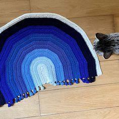 Rainbow Drop Blanket pattern by Melu Crochet Baby Afghan   Etsy Baby Afghan Crochet, Baby Afghans, Crochet Blanket Patterns, Easy Crochet, Crochet Stitches, Stitch Patterns, Crochet Blankets, Modern Crochet Patterns, Rainbow Crochet