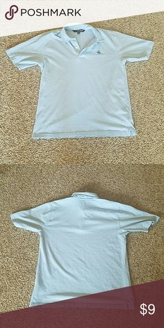 Brooks Brothers Light Blue collared shirt EUC- Excellent Used Condition Brooks Brothers Shirts & Tops Polos