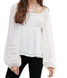 Free People Midsummer Night Blouse NWT Ivory Halter Top. Free shipping and guaranteed authenticity on Free People Midsummer Night Blouse NWT Ivory Halter TopFree People Midsummer Night Blouse Size Large - I...