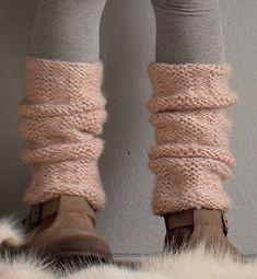 Modèle guêtres fille - Modèles tricot enfant - Phildar
