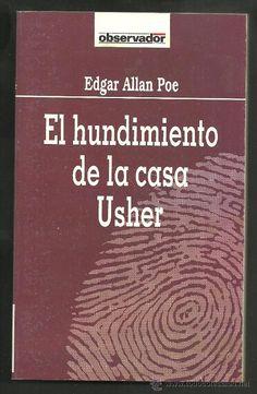 el hundimiento de la casa Usher Edgar Allan Poe