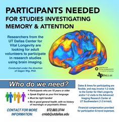 14 best Research Study Flyer images on Pinterest | Research studies ...