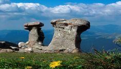 ASES Confort Travel: Babele din Munții Bucegi
