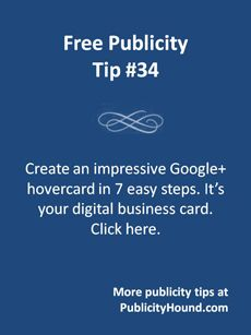 Your #Google+ hovercard shows up in almost two dozen places online, and it lets you put your best foot forward--in only four lines of text. Instead of listing the college you attended, tell people how you help them. Instead of listing the name of your company, give your website address. I walk you step by step through the process of how I changed my #hovercard easily to make a great first impression. A better hovercard means more people will add you to their circles and read your content.