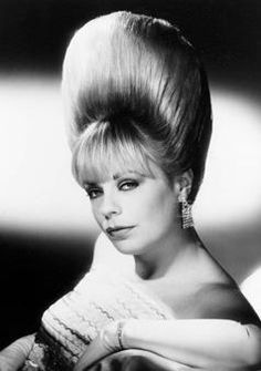 Mari Wilson - Miss Beehive, Neasden Queen of Soul. Description from pinterest.com. I searched for this on bing.com/images #BouffantHairModern