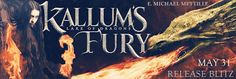 Laurie's Paranormal Thoughts and Reviews: Kallum's Fury by E. Michael Mettille @starange13 @...
