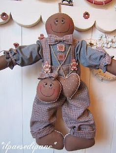 .gingerbread doll