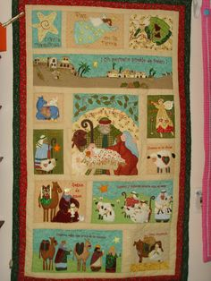 Christmas Art, Xmas, Childrens Fancy Dress, True Meaning Of Christmas, Holy Night, Homemade Gifts, Quilting, Gift Wrapping, Holiday