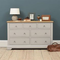 Malvern Mink 7 Drawer Chest - The Cotswold Company Baby Lane, Nursery Inspiration, Chest Of Drawers, Mink, Simple Designs, Bedroom Furniture, Cabinet, Storage, House