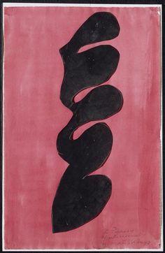 'Papier découpé' (Papercut) by Henri Matisse, 1947