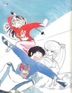 Yumiko Takahashi - Lum, la chica invasora (Urusei Yatsura)