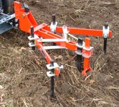 These Adjustable Tined Cultivators are available with either 3 or 5 tines and can be easily adjusted for both working width and working depth. They are the ideal tools for inter-row weeding, and for breaking up previously ploughed ground.    Spring tines are also available as an optional extra. Spade Lug Wheels are available providing extra traction in difficult ground conditions.
