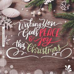 Peace & Joy | Ecards | DaySpring