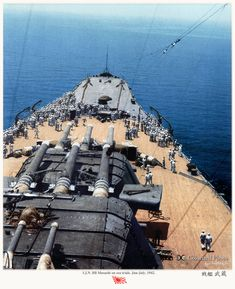 John& Navy, Marine, and Military News : Photo Naval History, Military History, Military News, Women's History, British History, Ancient History, American History, Yamato Class Battleship, Rustic Cabins