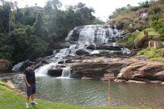 Cachoeira da Usina de Ervália MG