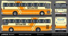 DESENHOS ONIBUSALAGOAS: SERRA DO FÉLIX  13 Onibus Marcopolo, Mercedes Benz, Car Wrap, Wraps, Design, Left Out, Old Pictures, Chop Saw, Paper