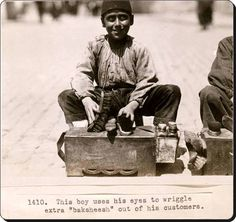 Küçük Boyacı - 1923