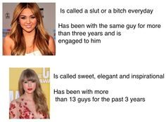 Miley & Taylor  - funny pictures #funnypictures
