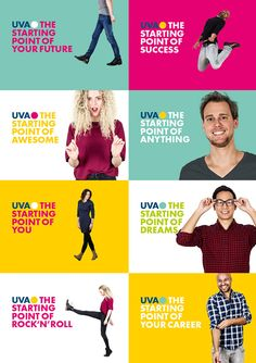 UVA – Universidade Veiga de Almeida on Behance