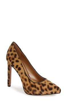 Nine+West+'Leap+a+Faith'+Pointy+Toe+Pump+(Women)+available+at+#Nordstrom