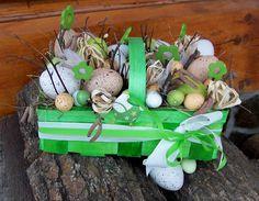Living.cz - Velikonoční dekorace - vyzdobte si byt Food, Meal, Eten, Meals