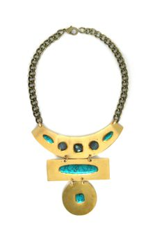 Blane Turquoise, Jewels, Necklaces, Accessories, Design, Eye, Jewerly, Green Turquoise