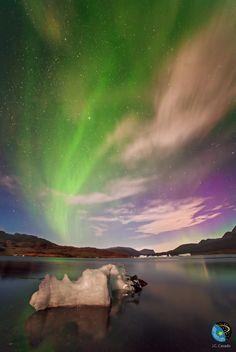 """""""Iceberg Aurora"""" by Juan Carlos Casado (TWAN)"""