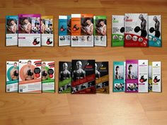 design your Fitness,Gym,Diet,Sport Flyer,Brochure,Poster