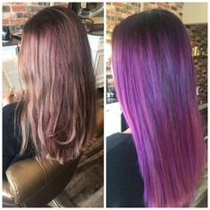 Balayage and Melting For a Vibrant Blend - Hair Color - Modern Salon
