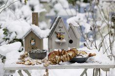Uczta dla ptaków : Weranda Country