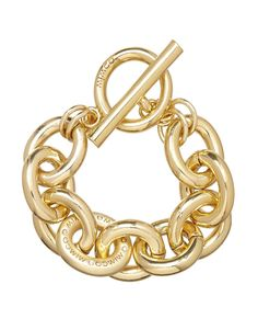 Chanel Pre-Owned Turnlock Bracelet - Farfetch Shopping Chanel, Vintage Chanel, Jewelry Shop, Women Jewelry, Chain, Bracelets, Missing Link, Previous Life, Earrings