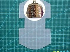 Frame Purse, Patchwork Patterns, Mini Purse, Fasion, Purses And Bags, Diy And Crafts, How To Make, Leather, Pouches