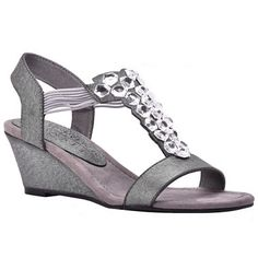 7f81658c2 Buy New York Transit Got Glass Womens Wedge Sandals at JCPenney.