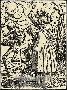 Holbeins Dance of Death