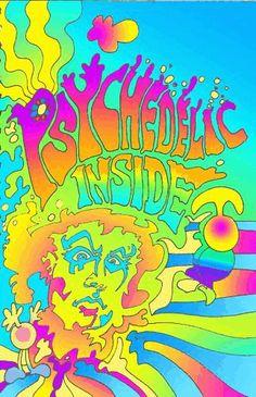 """""""Interior psicodelico"""""""