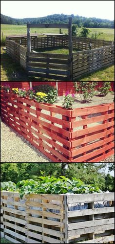 Looking for simple and inexpensive way to build a fence? Put together a sturdy fence for a fraction of the cost using recycled pallets!  http://theownerbuildernetwork.co/jcgt