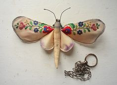 moths and other creatures by MisterFinch are incredible. must have one (or 2 or 3)